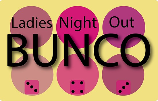 Ladies Night Out **Date Change for February**