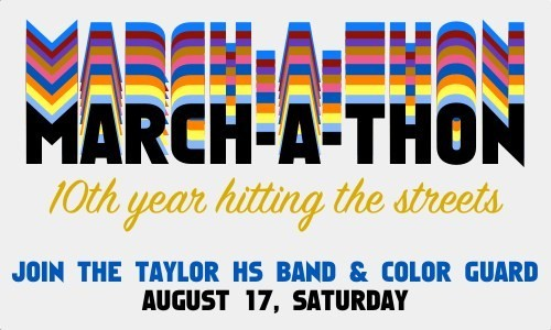 Jet Band March - A - Thon